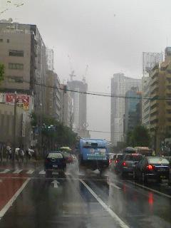 雨について